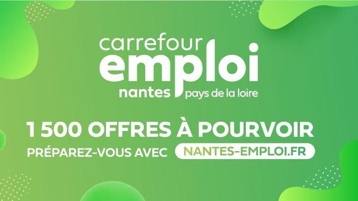 Carrefour de l'emploi à Nantes